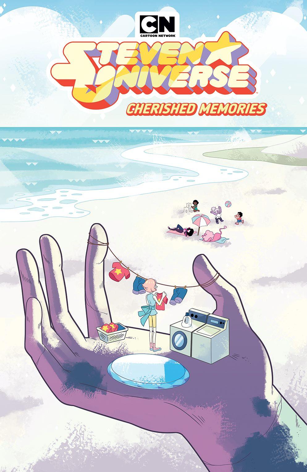 StevenUniverse_v9_SC_Cover ComicList Previews: STEVEN UNIVERSE VOLUME 9 TP