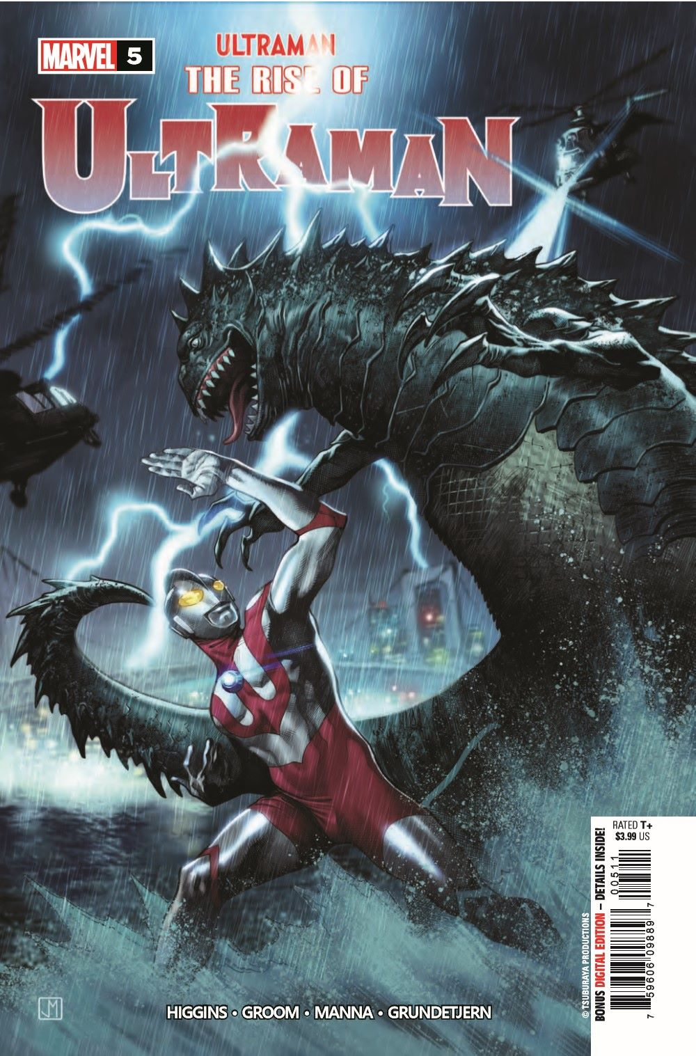 ULTRAMANRISE2020005_Preview-1 ComicList Previews: RISE OF ULTRAMAN #5 (OF 5)