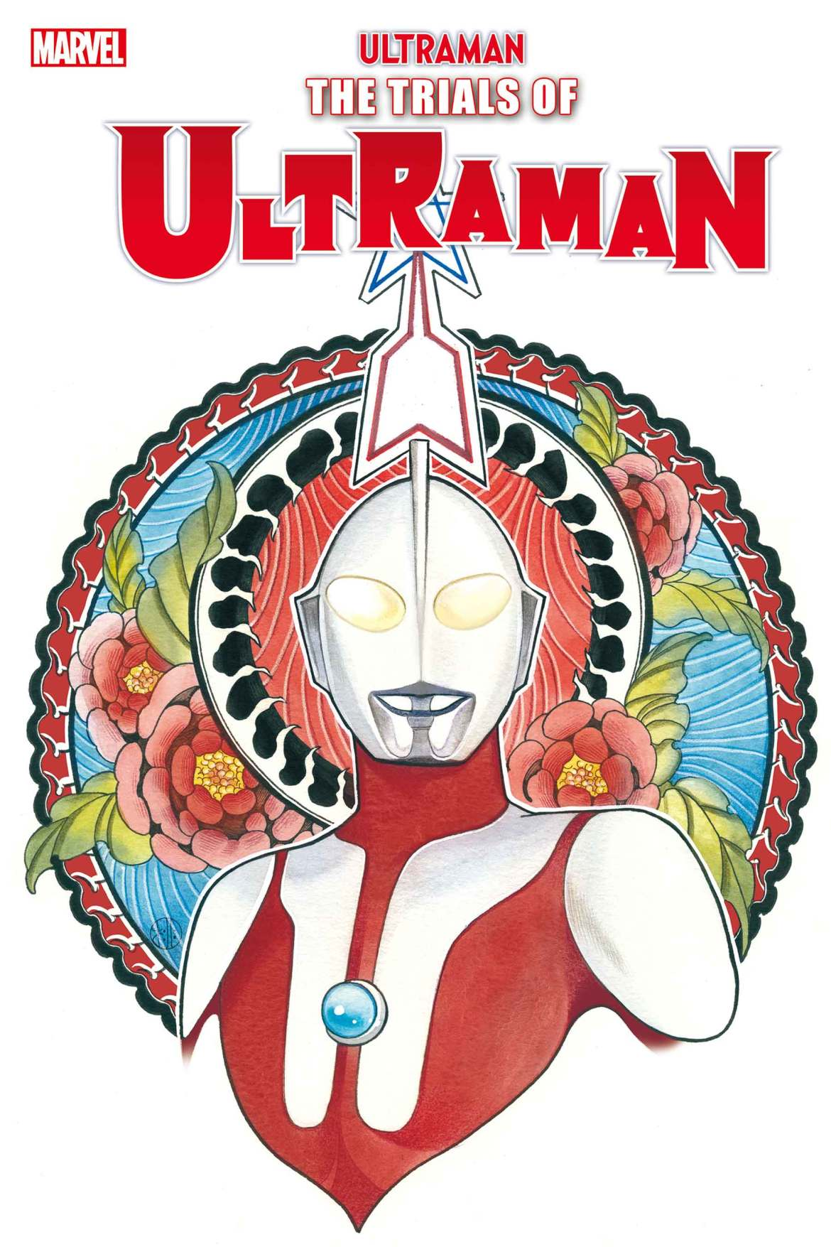 ULTRAMANTRIALS2021001_Momoko_Var Marvel Comics March 2021 Solicitations