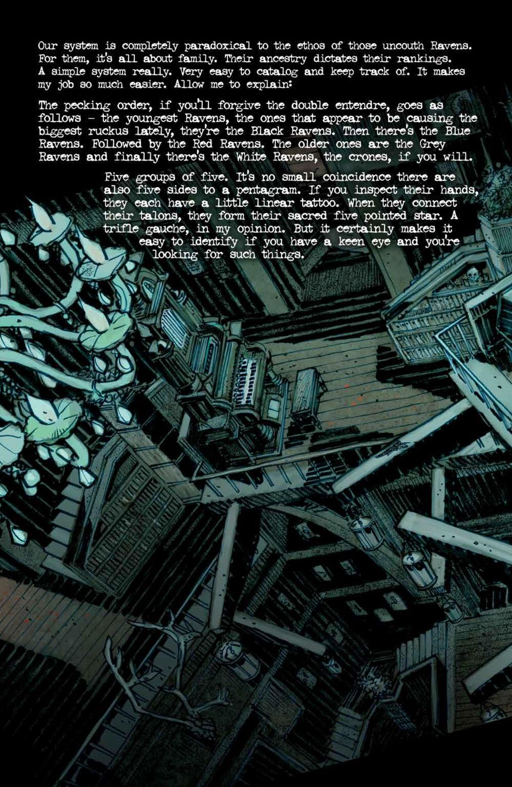 UnkindnessRavens_004_PRESS_4 ComicList Previews: AN UNKINDNESS OF RAVENS #4 (OF 4)