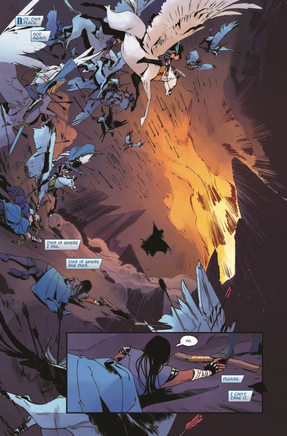 VALKYRIESRET2021001_Preview-3 ComicList Previews: KING IN BLACK RETURN OF THE VALKYRIES #1 (OF 4)