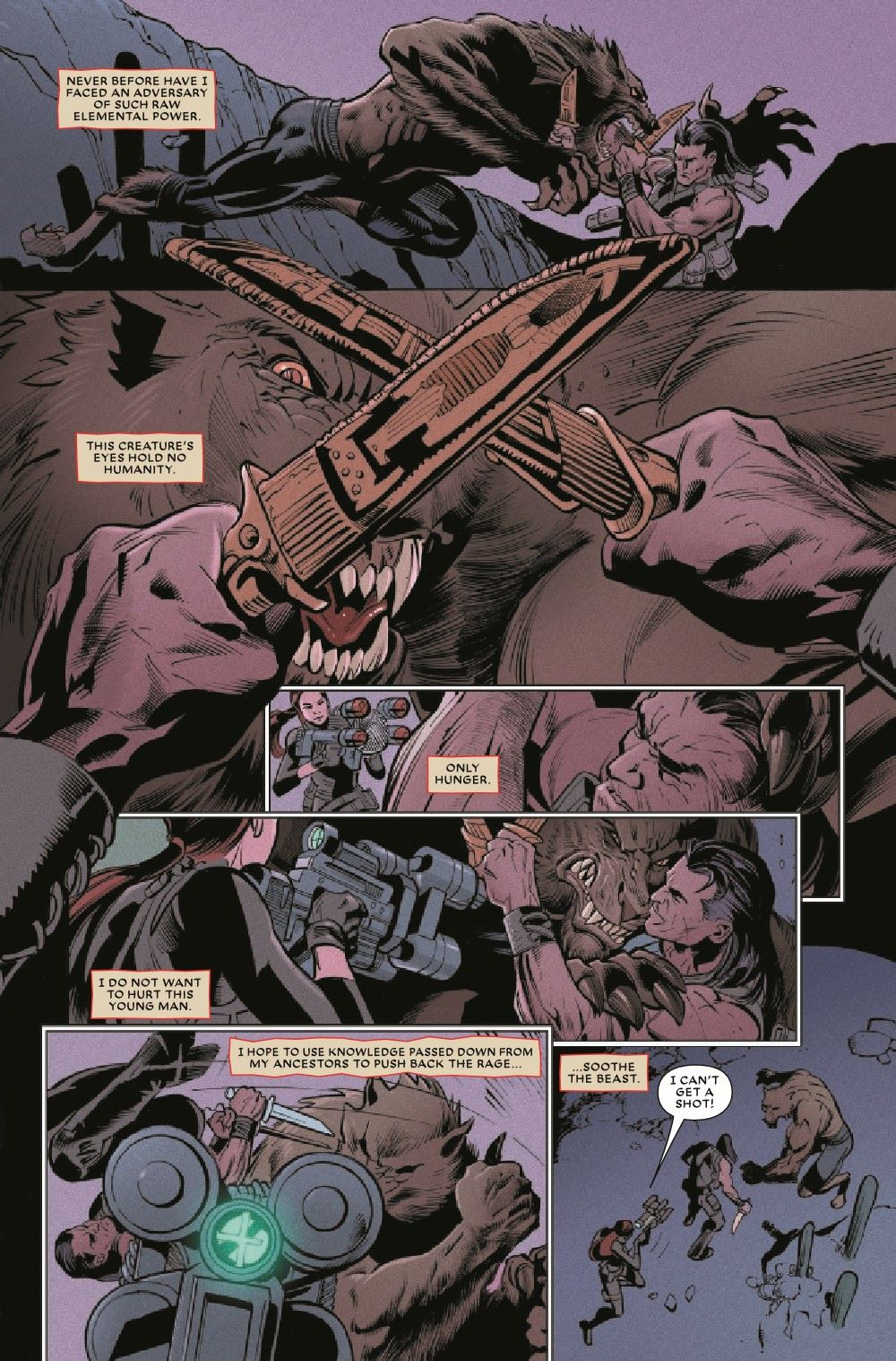 WBN2020003_Preview-3 ComicList Previews: WEREWOLF BY NIGHT #3 (OF 4)