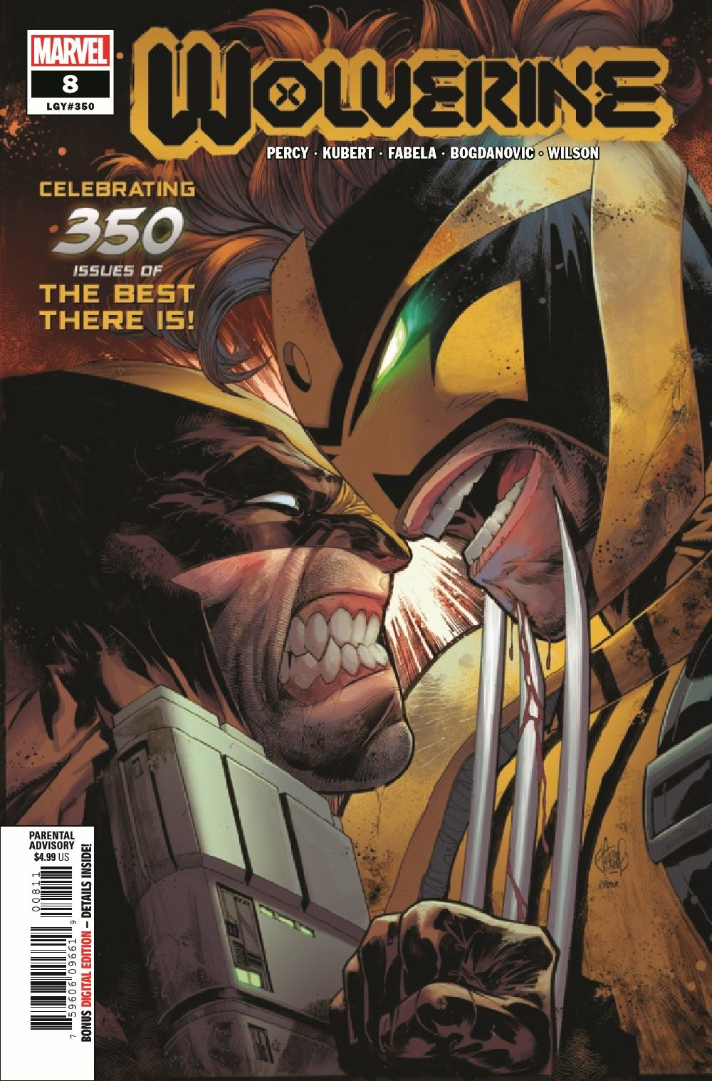 WOLV2020008_Preview-1 ComicList Previews: WOLVERINE #8
