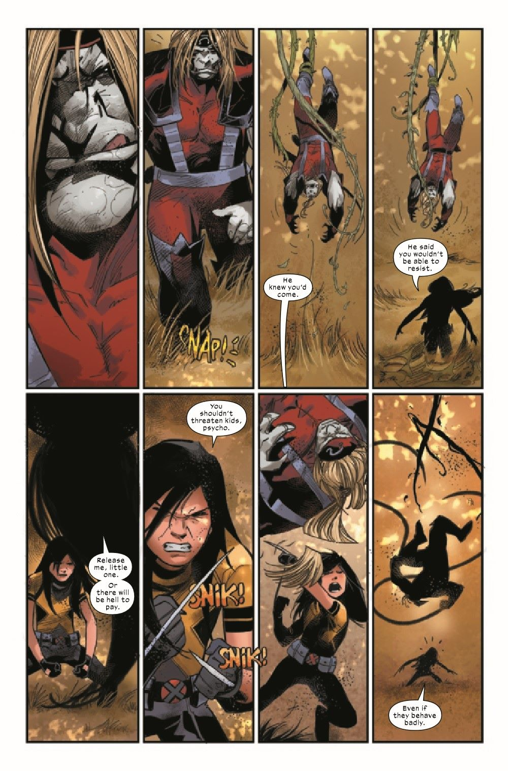 WOLV2020008_Preview-3 ComicList Previews: WOLVERINE #8