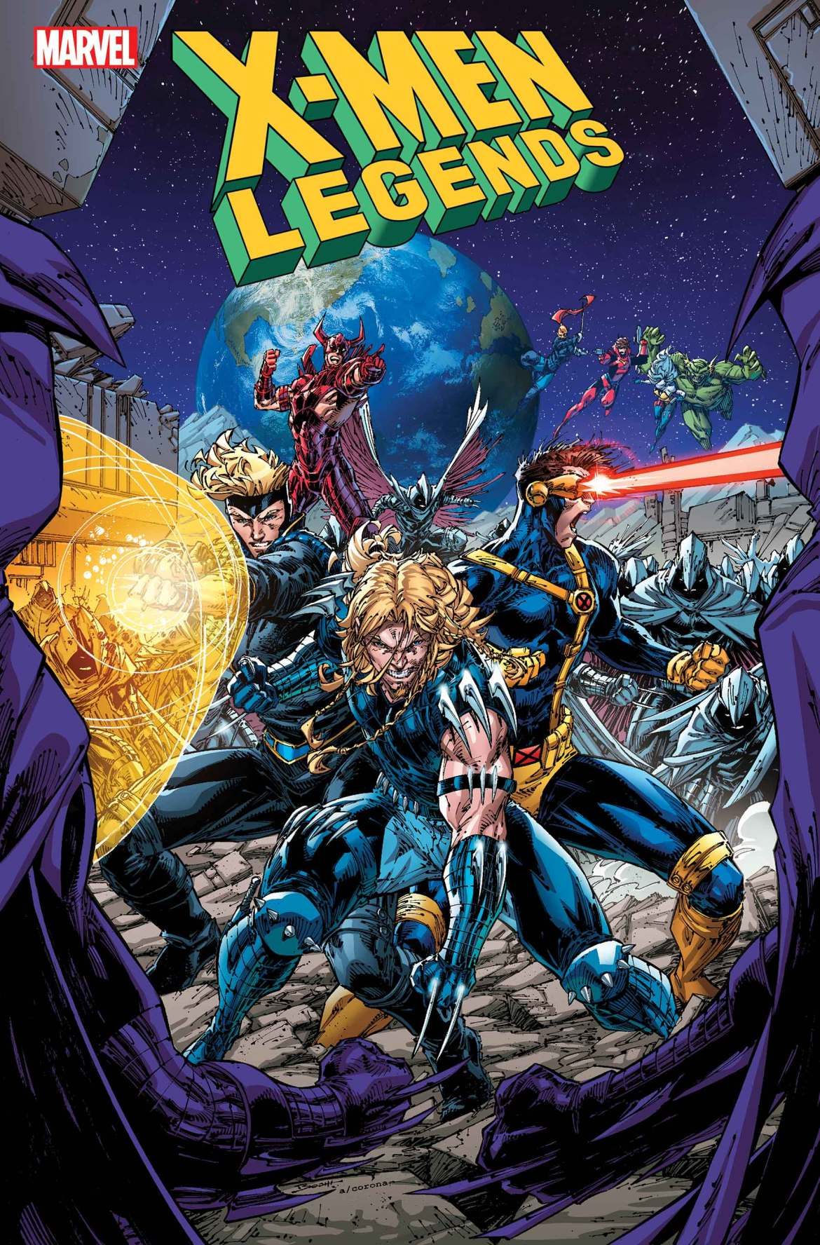 XMLEGENDS2021002_cvr_B_col Marvel Comics March 2021 Solicitations