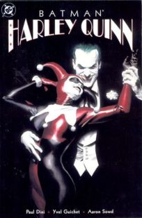 harley Investing in Ignored Female Comic Book Characters