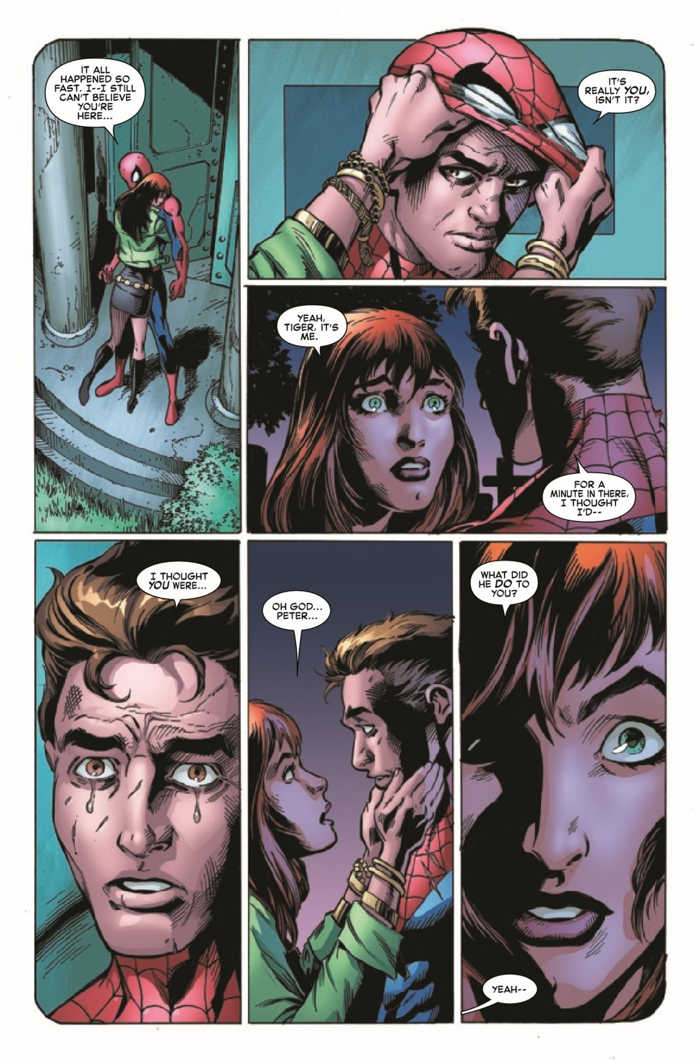 ASM2018057_Preview-5 ComicList Previews: THE AMAZING SPIDER-MAN #57