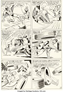 Amazing-Spider-Man-10-Page-16-by-Steve-Ditko-205x300 McFarlane Spider-Man Surpasses Ditko: What Does It Mean?