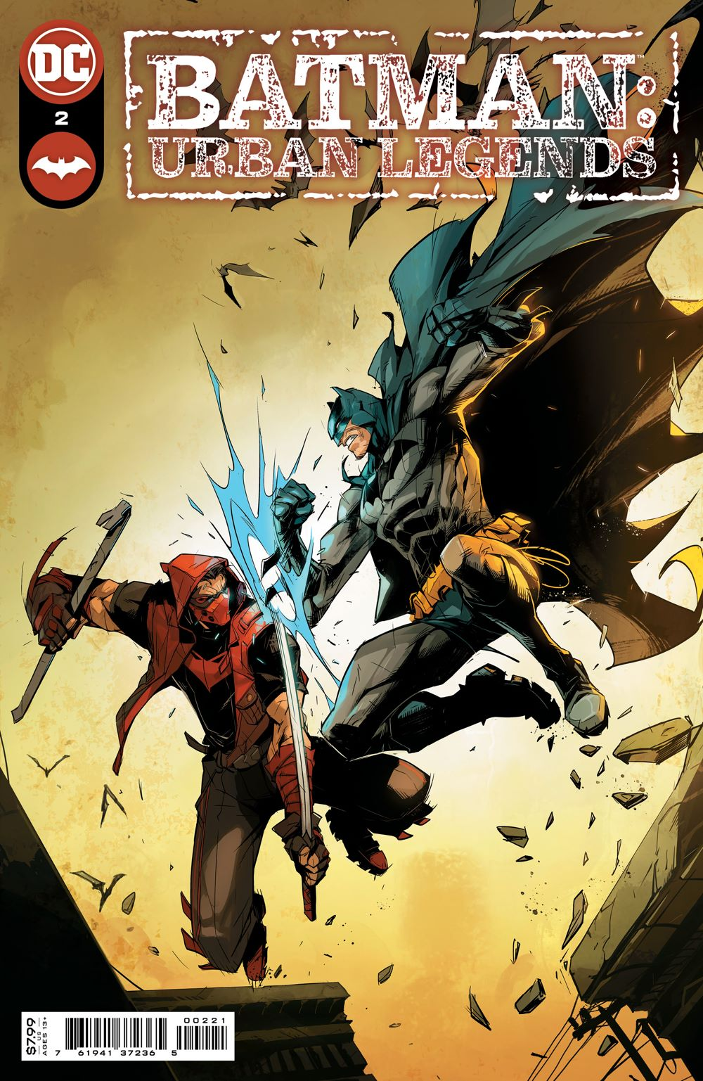 BATMAN_URBAN_LEGENDS_Cv2 DC Comics April 2021 Solicitations