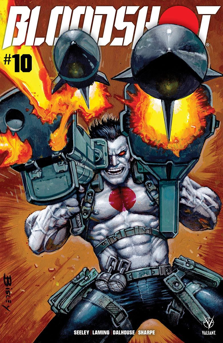 Bloodshot_10_A ComicList: Valiant Entertainment New Releases for 01/13/2021