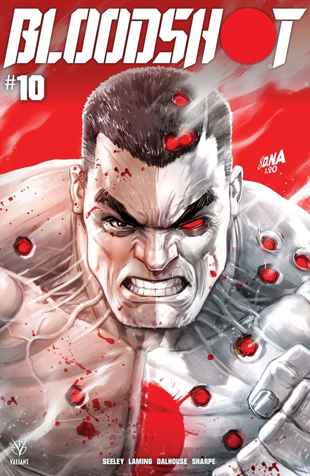 Bloodshot_10_B ComicList: Valiant Entertainment New Releases for 01/13/2021