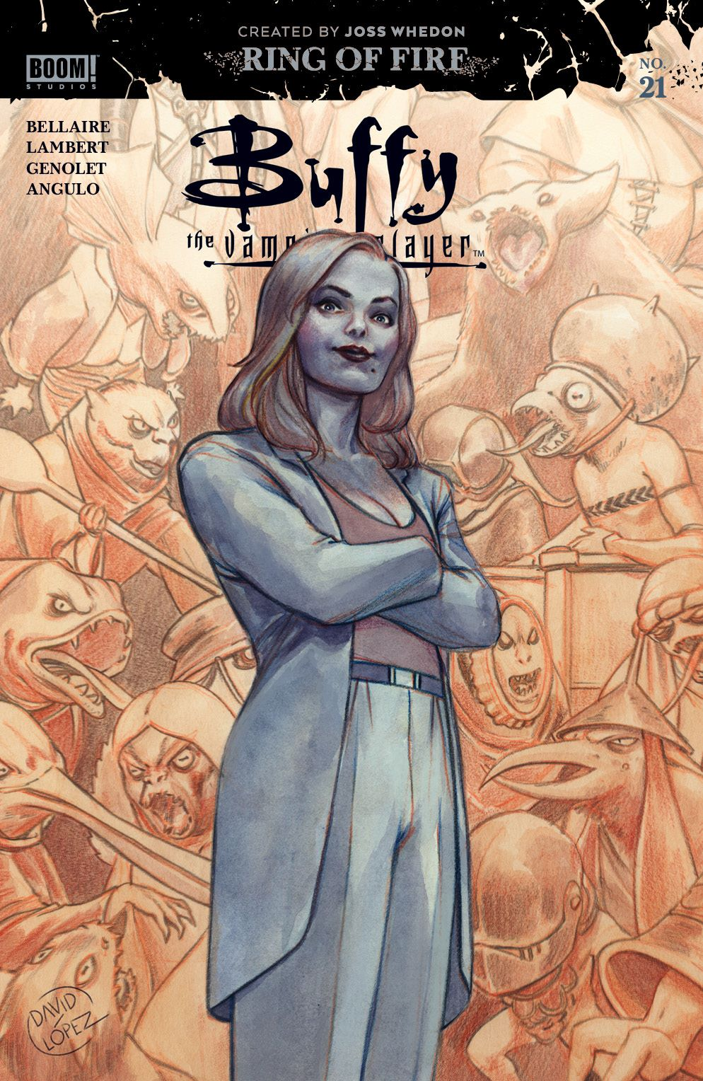 Buffy_021_Cover_A_Main ComicList: BOOM! Studios New Releases for 01/06/2021