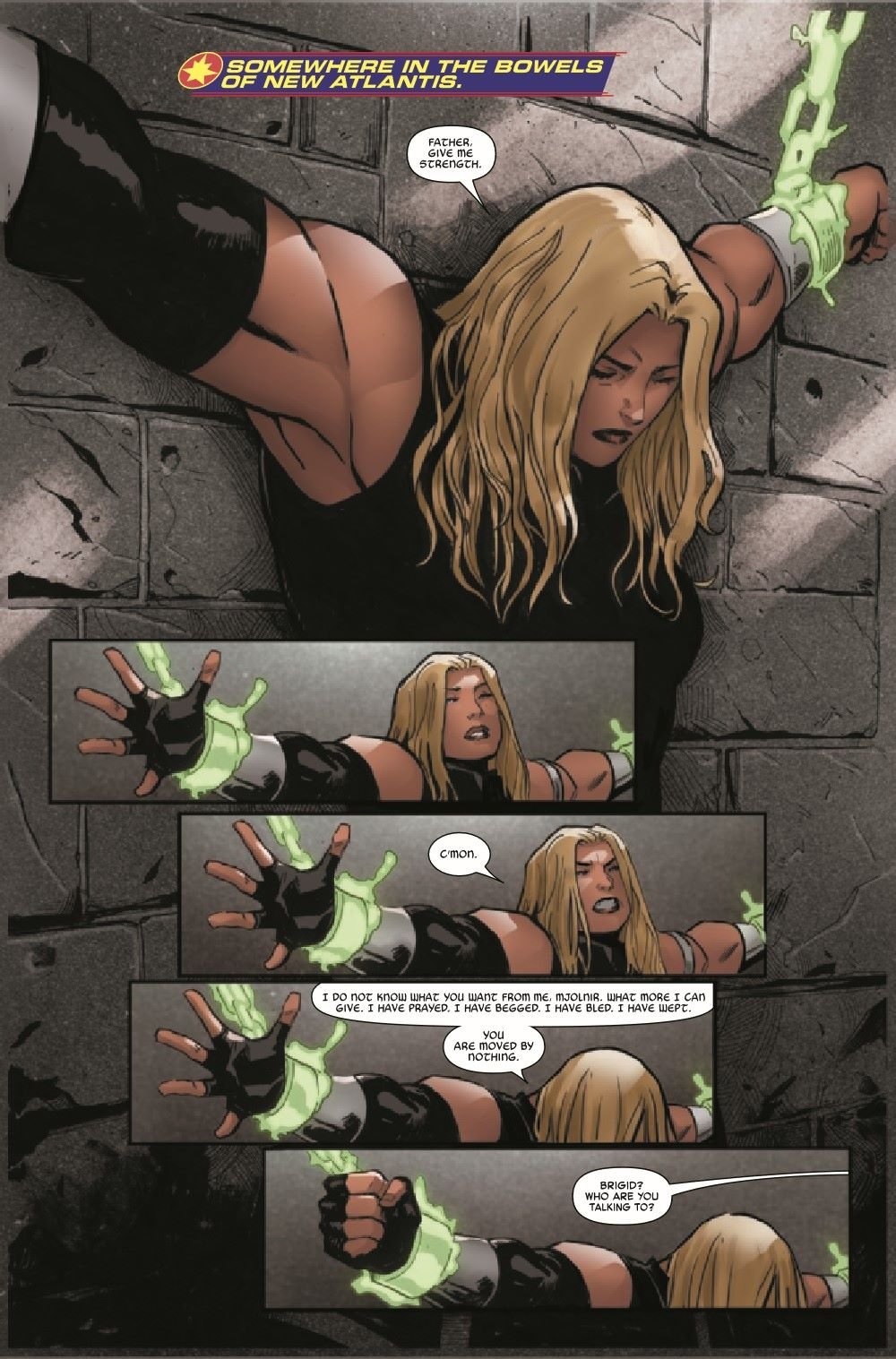 CAPMARV2019025_Preview-3 ComicList Previews: CAPTAIN MARVEL #25