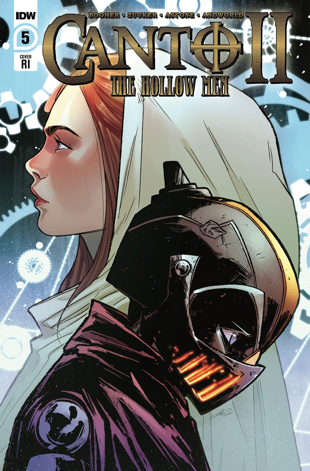 Canto-HM05_cvrRI ComicList: IDW Publishing New Releases for 02/03/2021