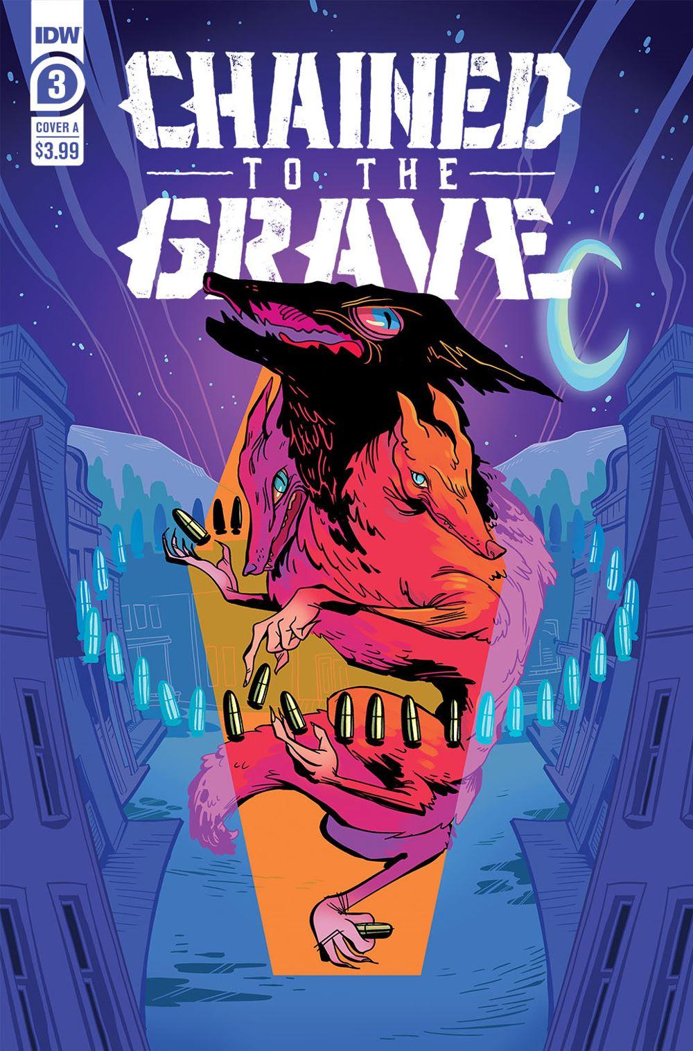 ChainedTTGrave03_cvrA-copy IDW Publishing April 2021 Solicitations