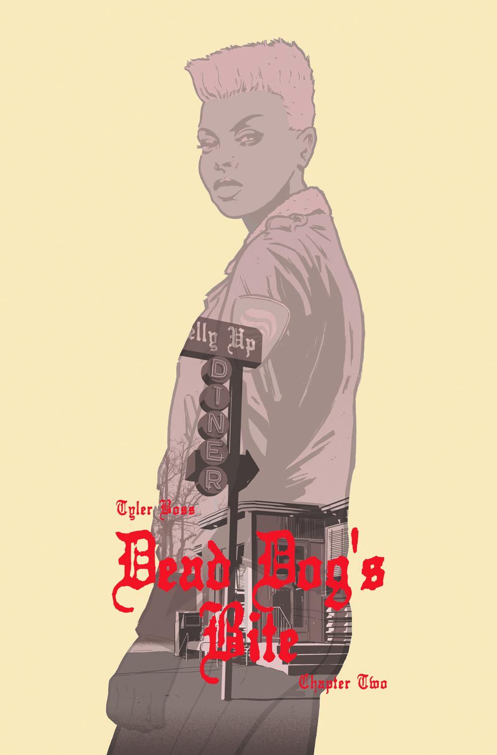 DDB_i2_FC_FNL Dark Horse Comics April 2021 Solicitations