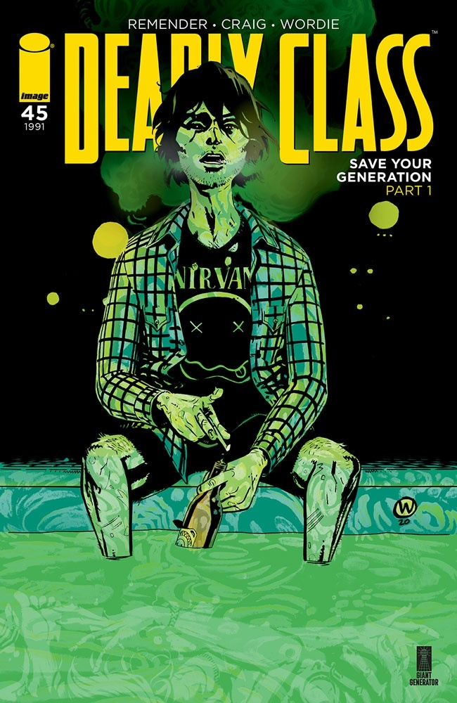 DeadlyClass_45a Image Comics April 2021 Solicitations