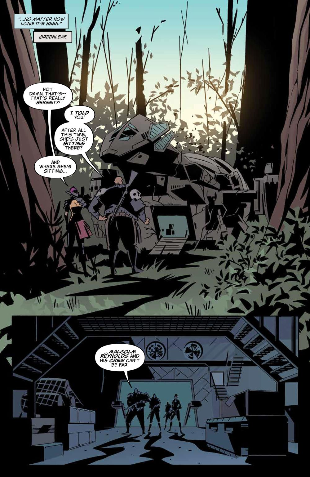 Firefly_025_PRESS_7 ComicList Previews: FIREFLY #25