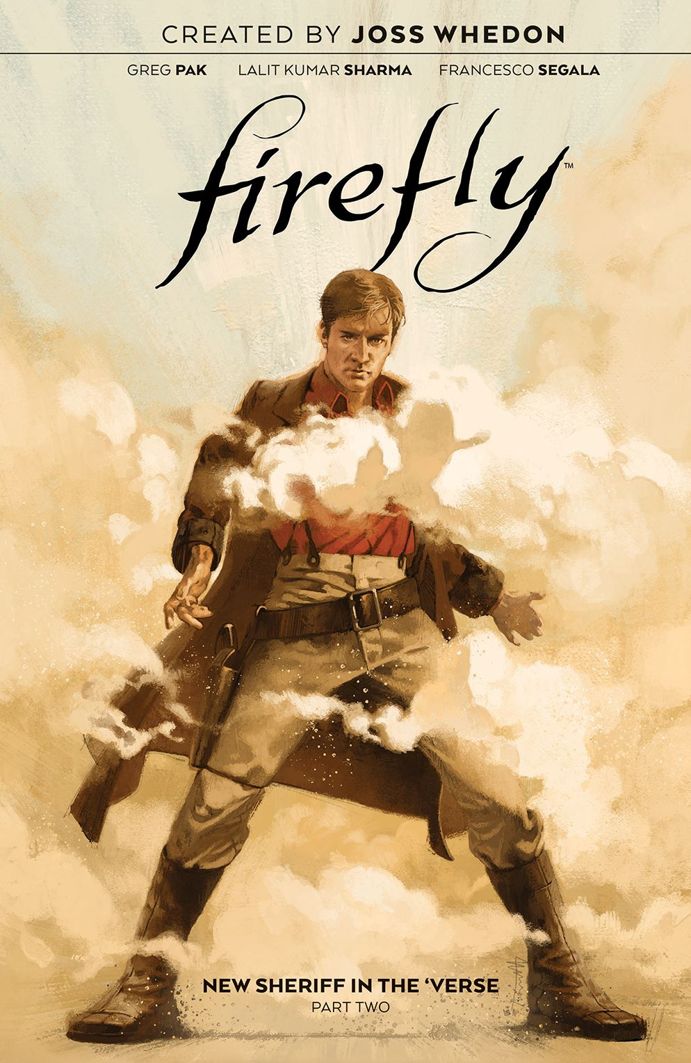 Firefly_NewSheriffVerse_v2_HC_Cover ComicList Previews: FIREFLY NEW SHERIFF IN THE 'VERSE VOLUME 2 HC