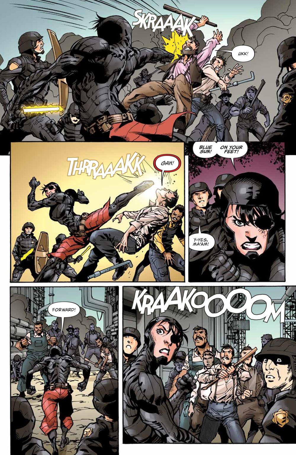 Firefly_NewSheriffVerse_v2_HC_PRESS_16 ComicList Previews: FIREFLY NEW SHERIFF IN THE 'VERSE VOLUME 2 HC