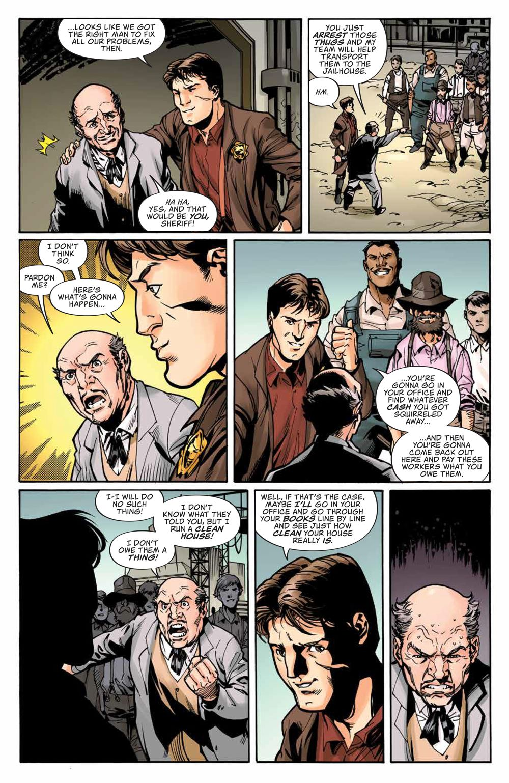 Firefly_NewSheriffVerse_v2_HC_PRESS_18 ComicList Previews: FIREFLY NEW SHERIFF IN THE 'VERSE VOLUME 2 HC