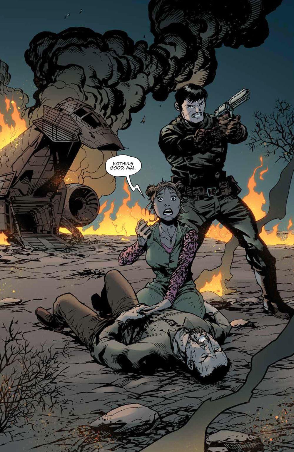 Firefly_NewSheriffVerse_v2_HC_PRESS_20 ComicList Previews: FIREFLY NEW SHERIFF IN THE 'VERSE VOLUME 2 HC