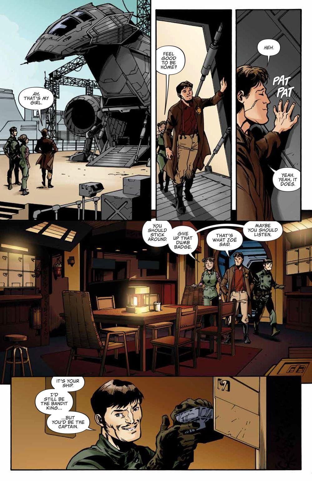 Firefly_NewSheriffVerse_v2_HC_PRESS_22 ComicList Previews: FIREFLY NEW SHERIFF IN THE 'VERSE VOLUME 2 HC