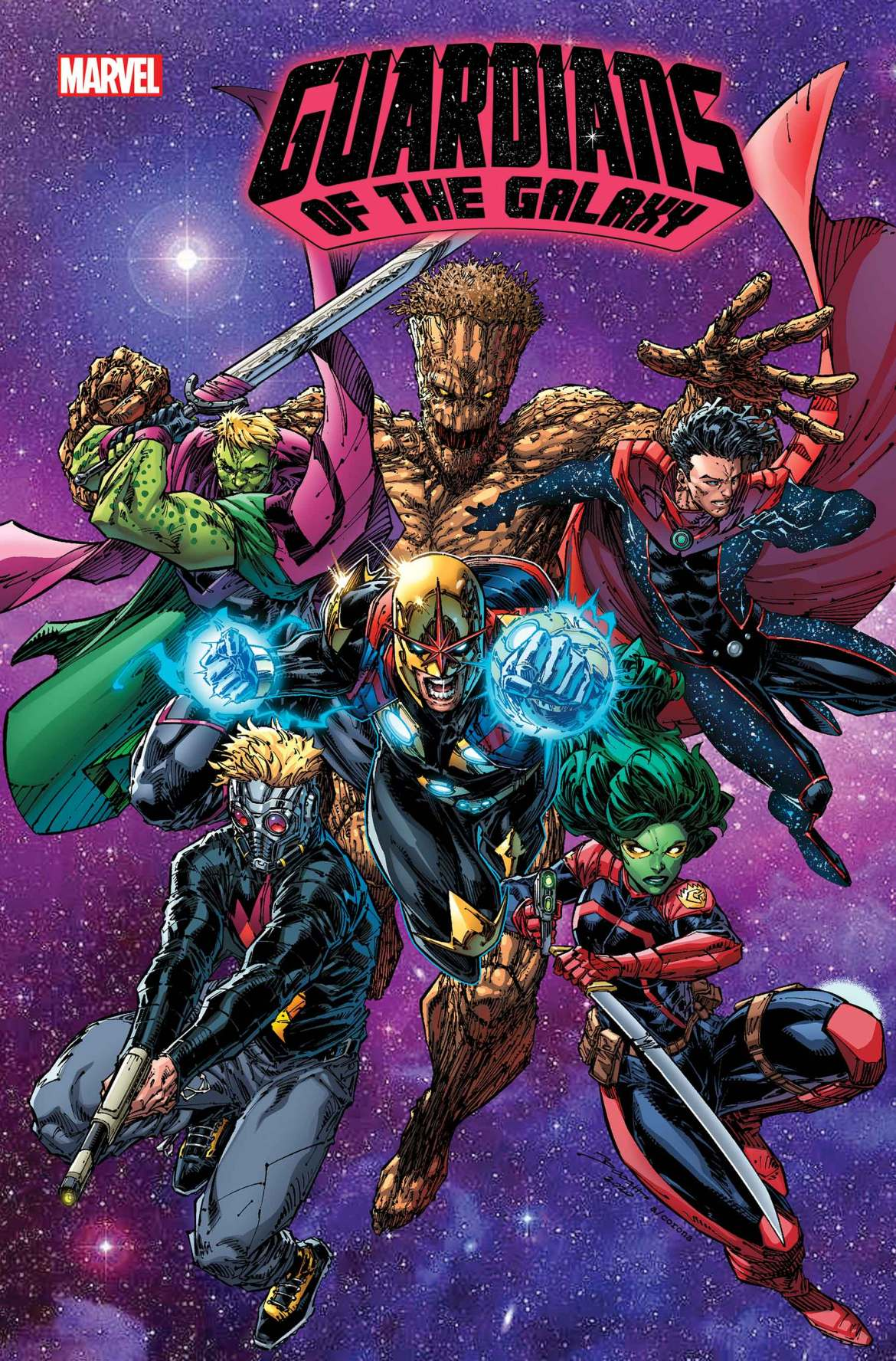 GARGAL2020013_cov-1 All-new GUARDIANS OF THE GALAXY #13 to feature multiple layers of newness