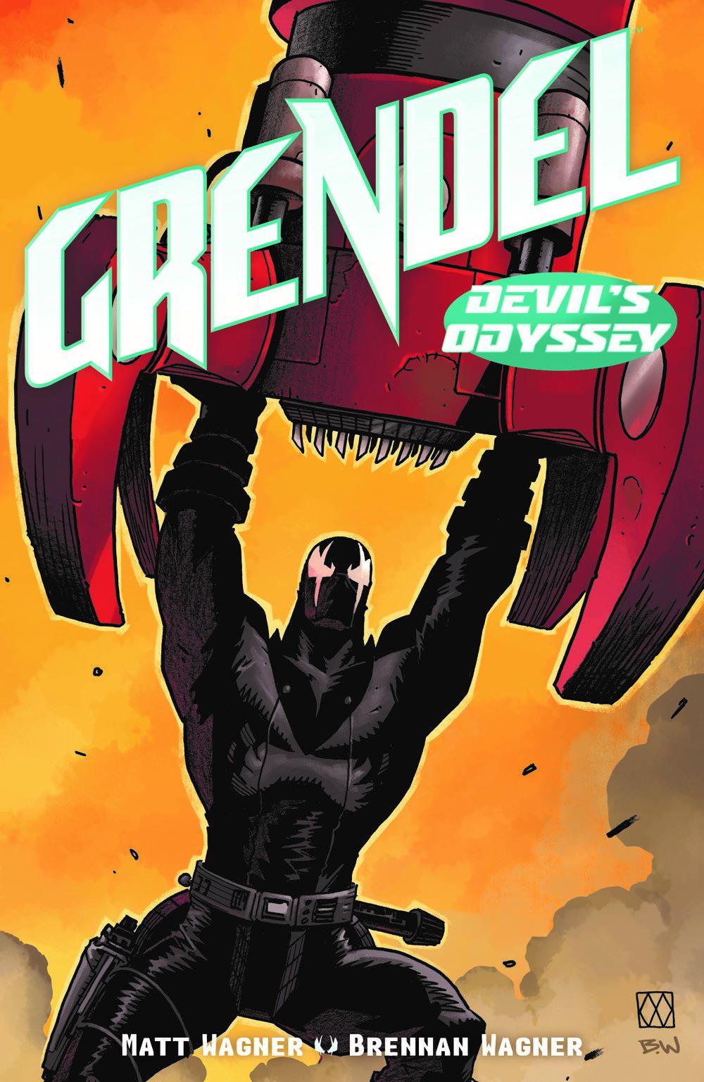 GRDO_i5_CVR_4x6_SOL Dark Horse Comics April 2021 Solicitations