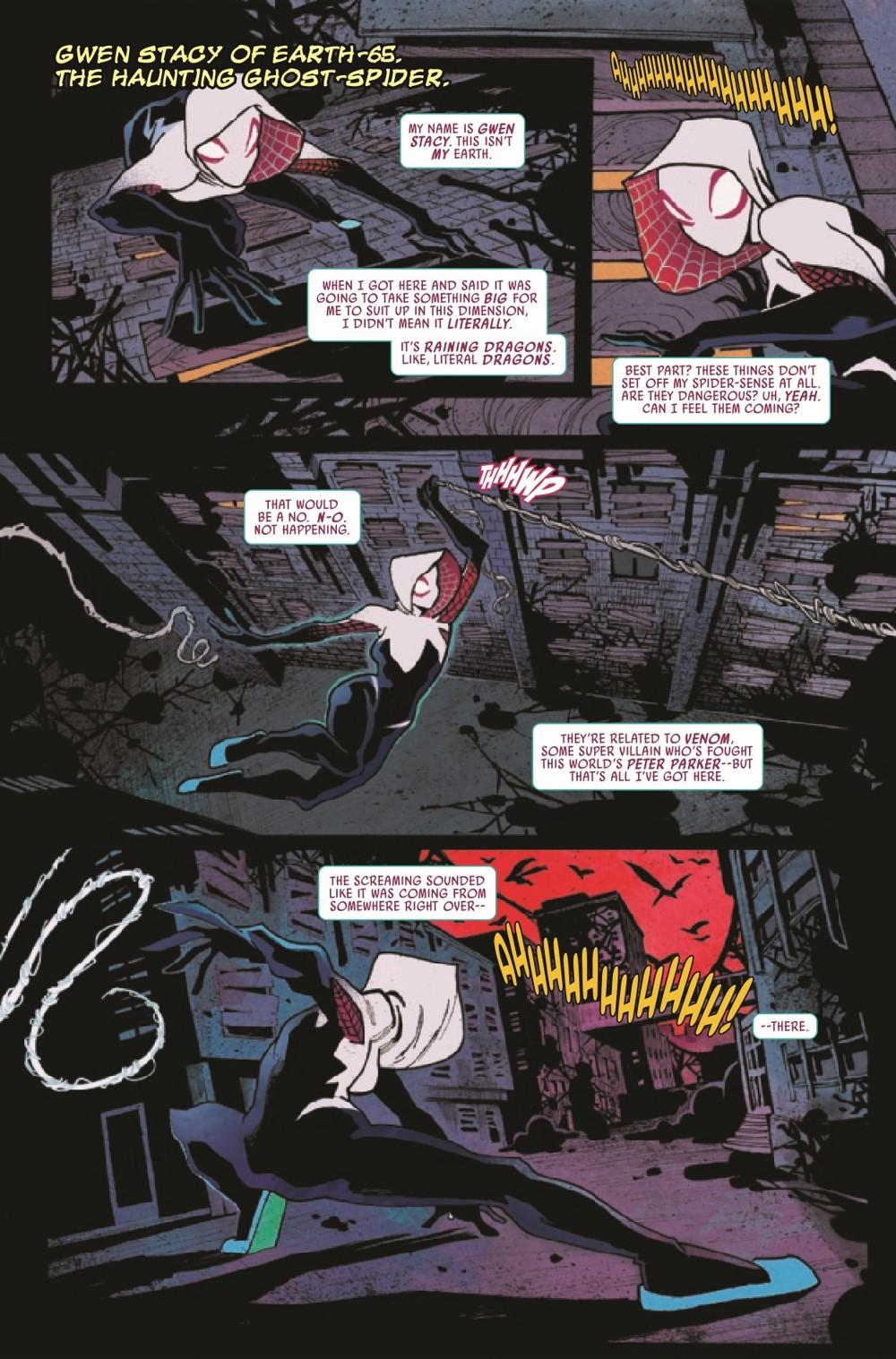 GWENOMVSCARNKIB2021001_Preview-4 ComicList Previews: KING IN BLACK GWENOM VS CARNAGE #1 (OF 3)