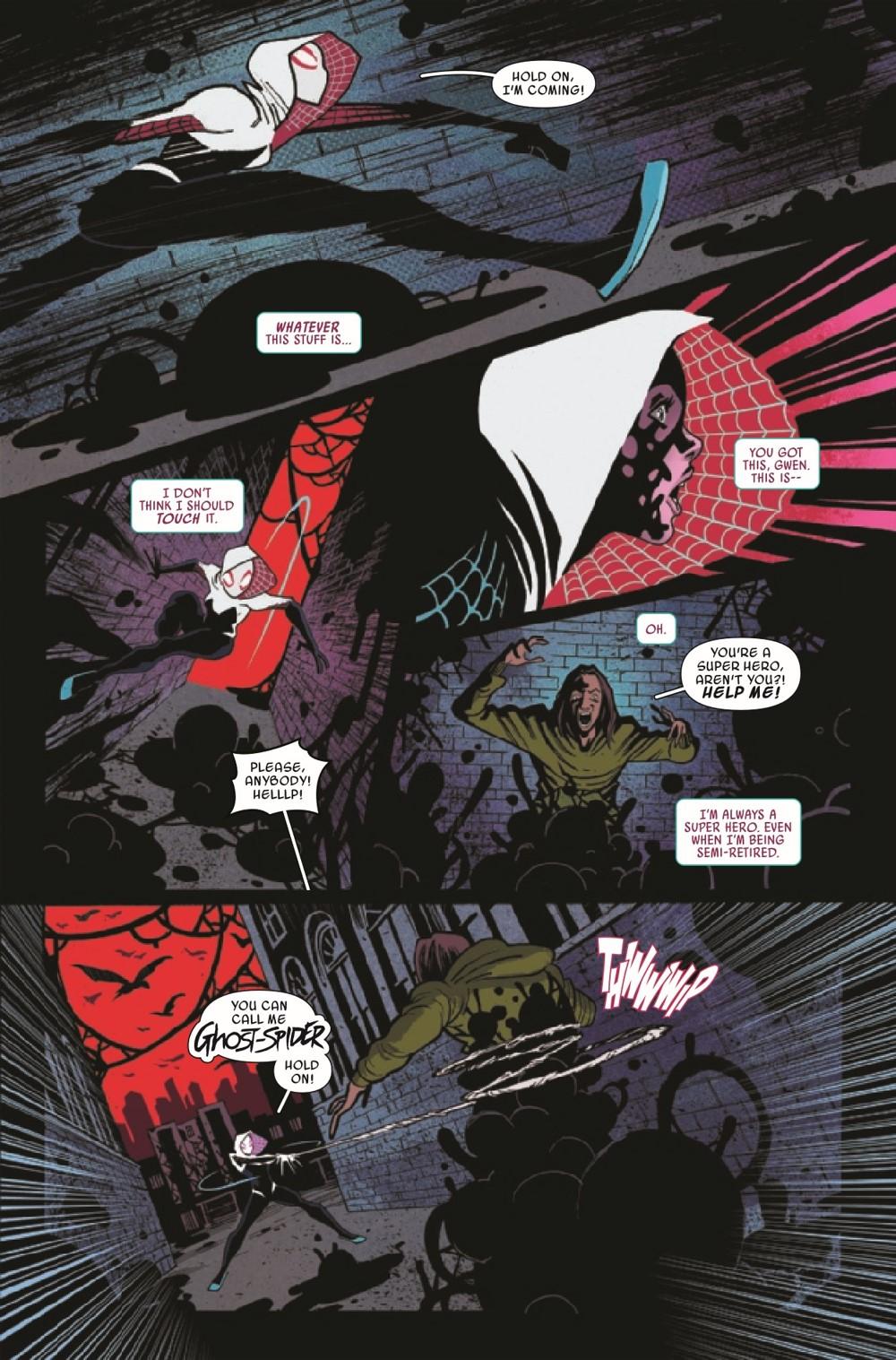 GWENOMVSCARNKIB2021001_Preview-5 ComicList Previews: KING IN BLACK GWENOM VS CARNAGE #1 (OF 3)