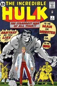 Hulk-1-201x300 The Original Hulk 6: How Nothing Turned Into Something