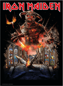 Iron-Maiden-legacy-221x300 The Many Eddies of Iron Maiden Concert Posters