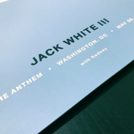 Jack-White-at-the-Anthem-poster-alt-angle-300x300 Jack White: Kneeling At The Anthem D.C. Concert Poster