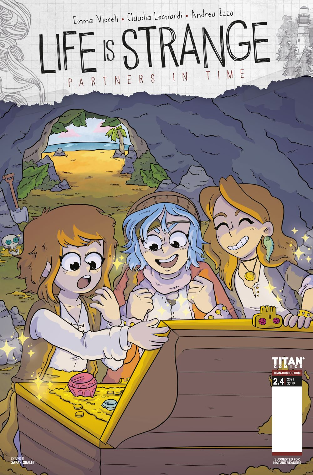 LIS_21_000__B ComicList Previews: LIFE IS STRANGE PARTNERS IN TIME #4