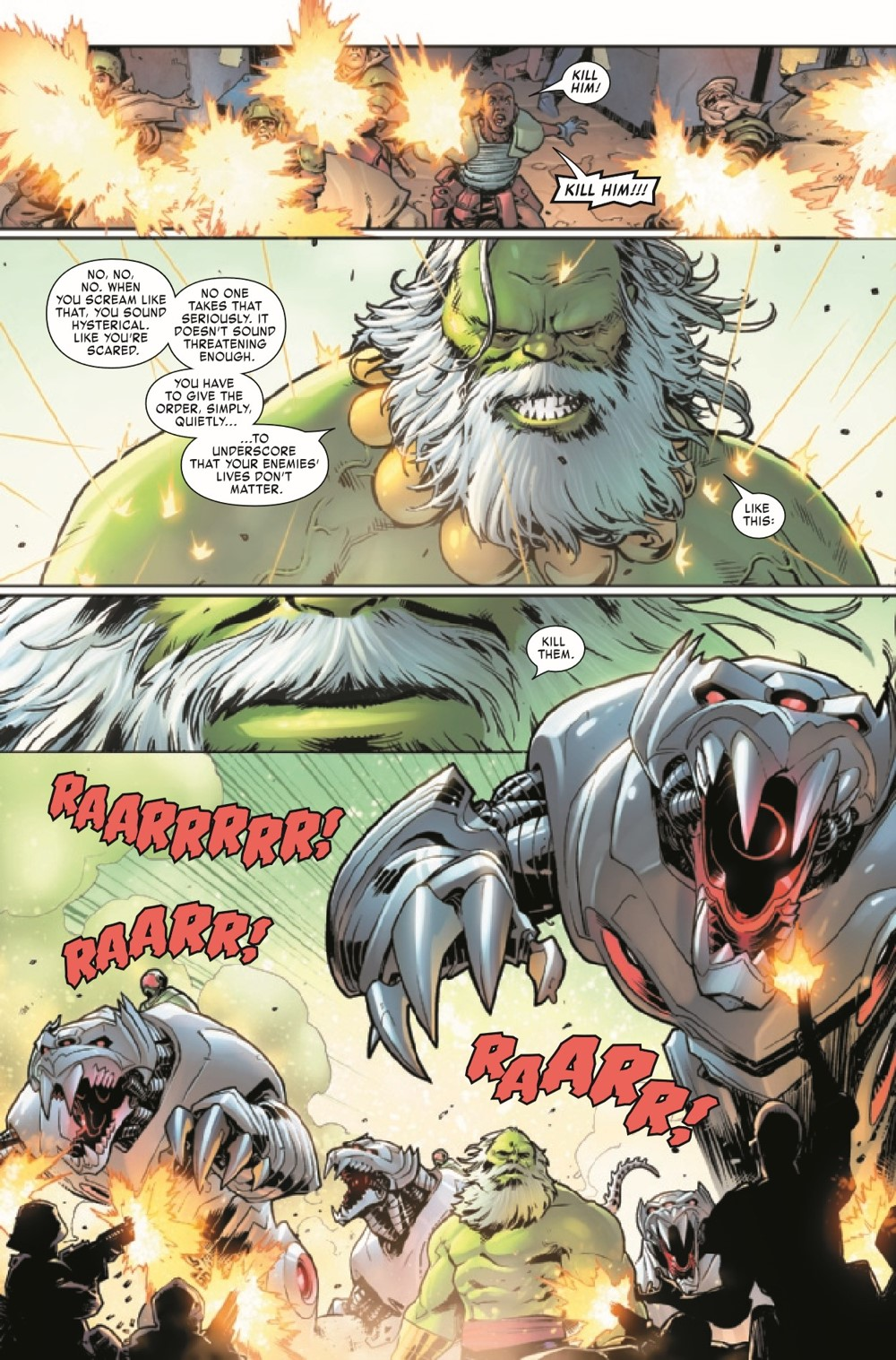 MAESTROWAP2021001_Preview-6 ComicList Previews: MAESTRO WAR AND PAX #1 (OF 5)