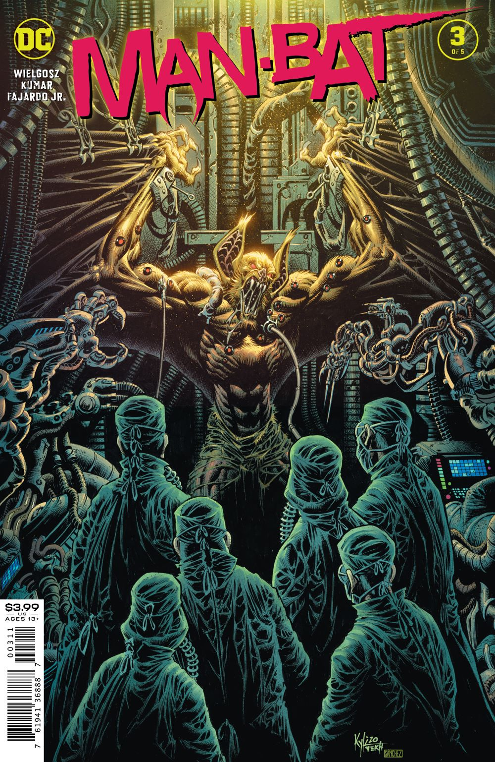 MANBAT_Cv3 DC Comics April 2021 Solicitations