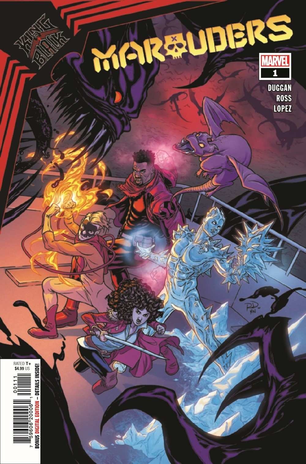 MARAUDERSKIB2021001_Preview-1 ComicList Previews: KING IN BLACK MARAUDERS #1
