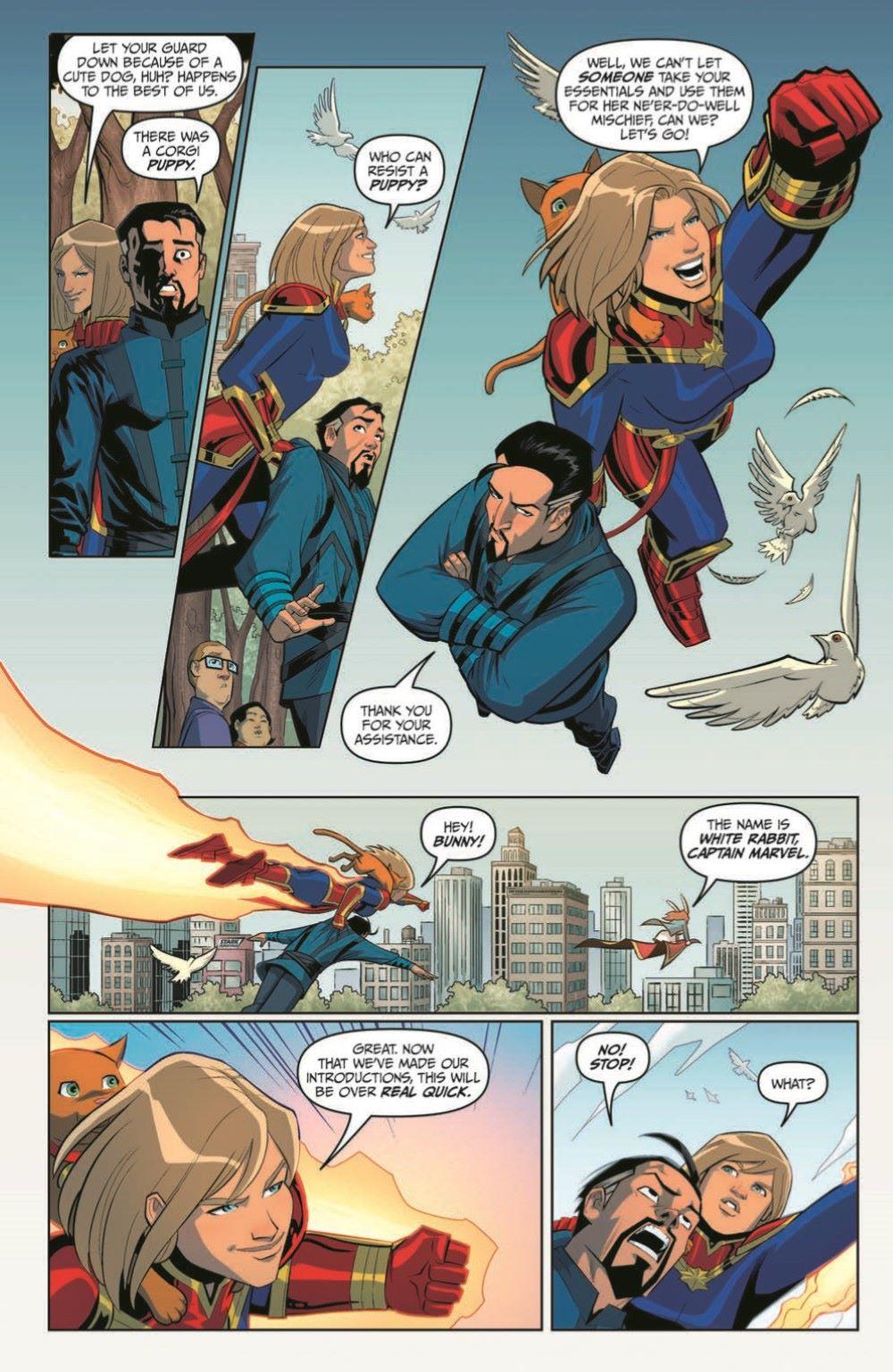 Marvel_Avengers_03_pr-7 ComicList Previews: MARVEL ACTION AVENGERS VOLUME 2 #3