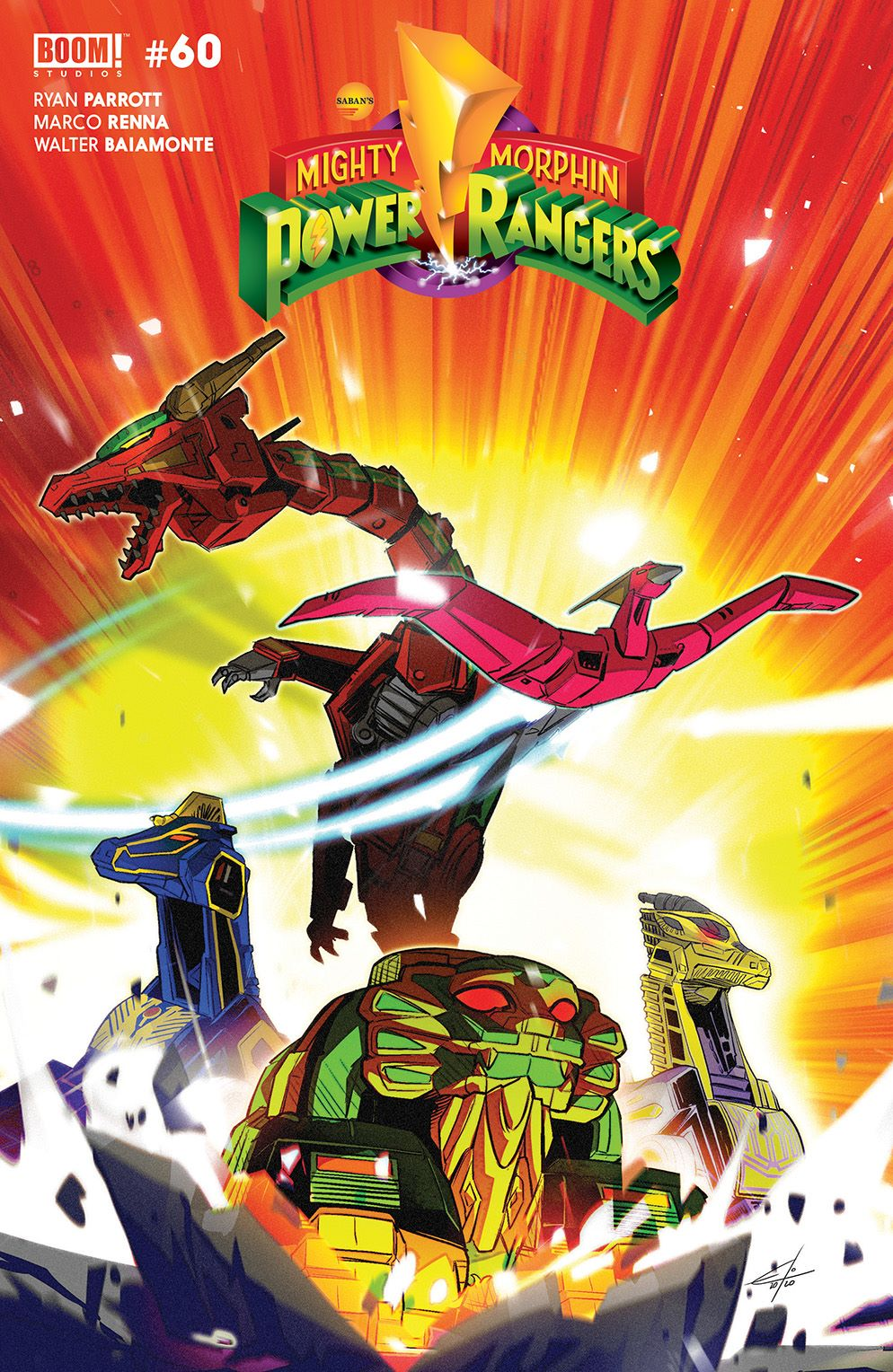 MightyMorphin_003_Cover_B_Legacy ComicList Previews: MIGHTY MORPHIN #3