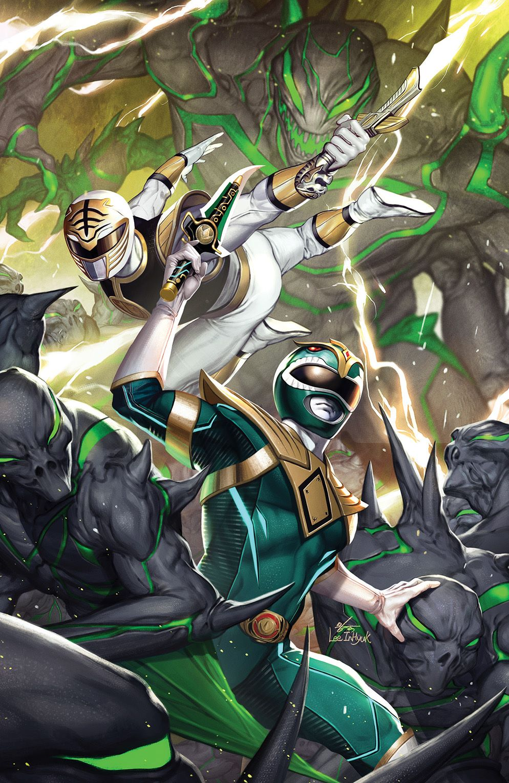 MightyMorphin_003_Cover_D_Variant ComicList Previews: MIGHTY MORPHIN #3
