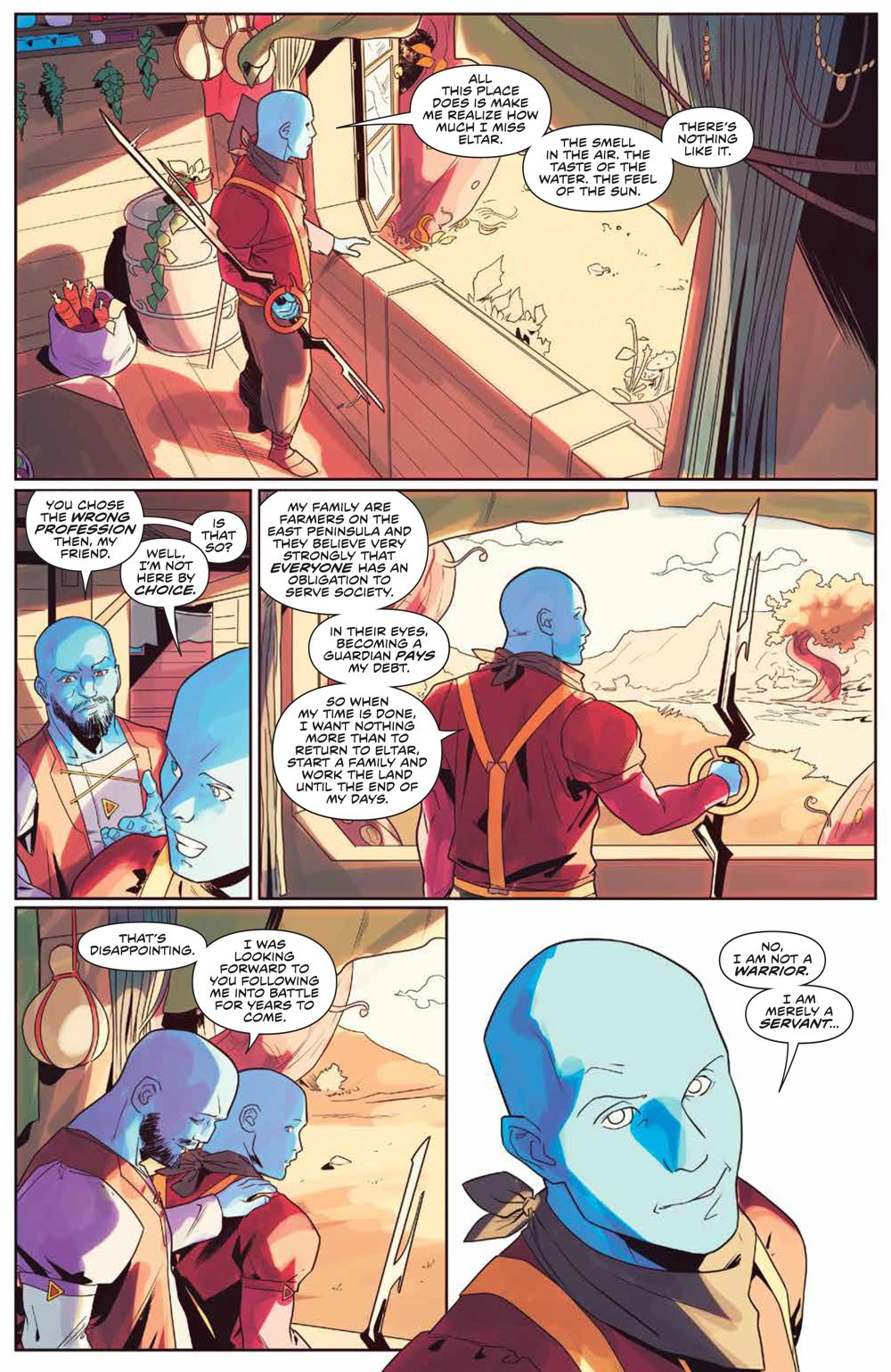 MightyMorphin_003_PRESS_5 ComicList Previews: MIGHTY MORPHIN #3