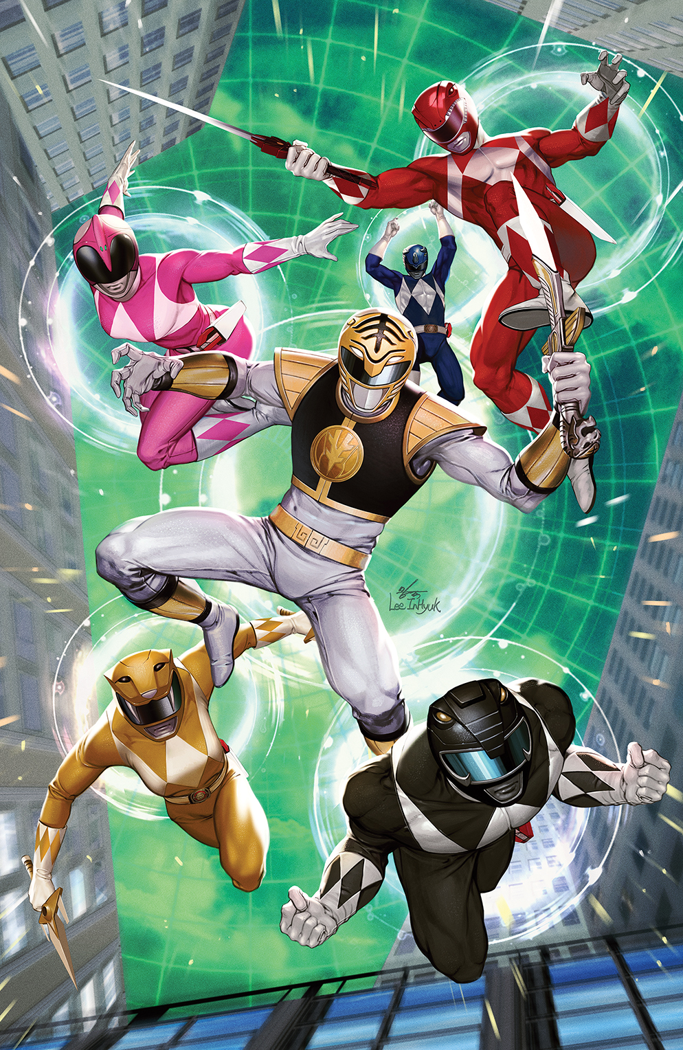 MightyMorphin_006_Cover_A_Main BOOM! Studios April 2021 Solicitations