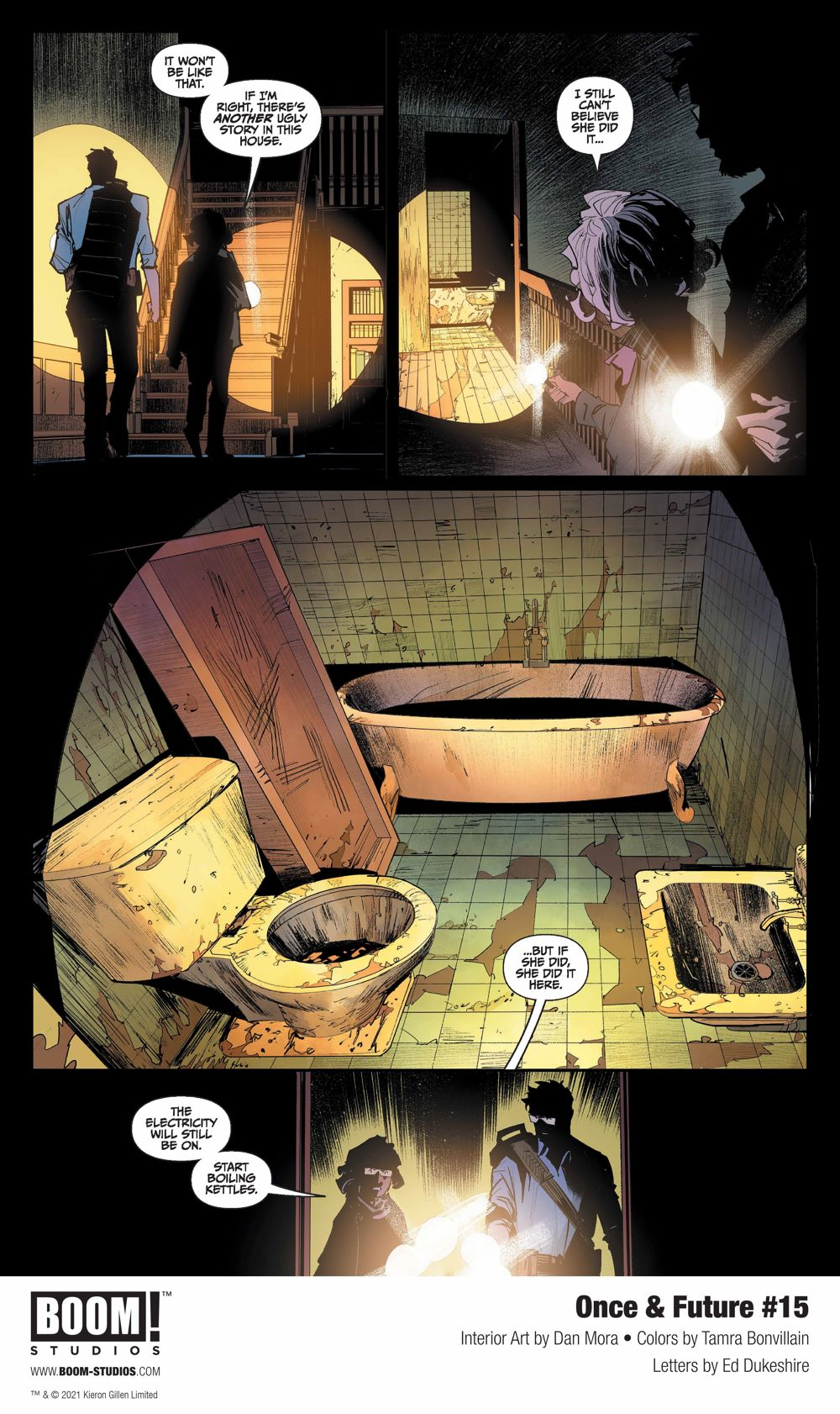 OnceFuture_015_InteriorArt_005_PROMO First Look at BOOM! Studios' ONCE AND FUTURE #15