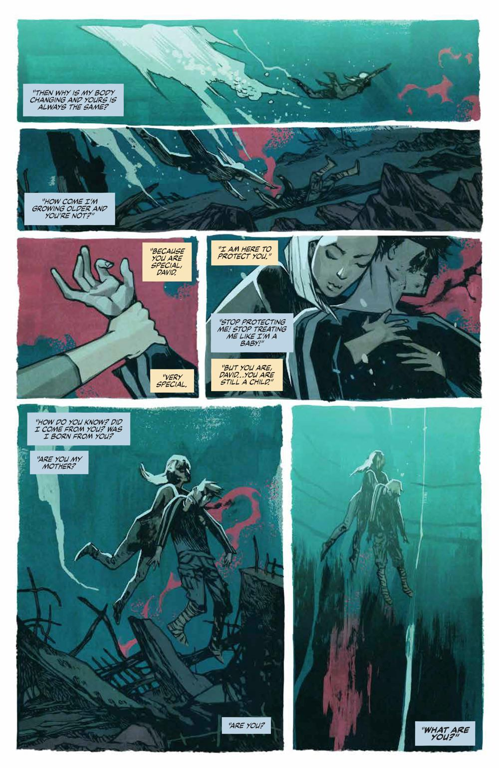 Origins_003_PRESS_5 ComicList Previews: ORIGINS #3 (OF 6)