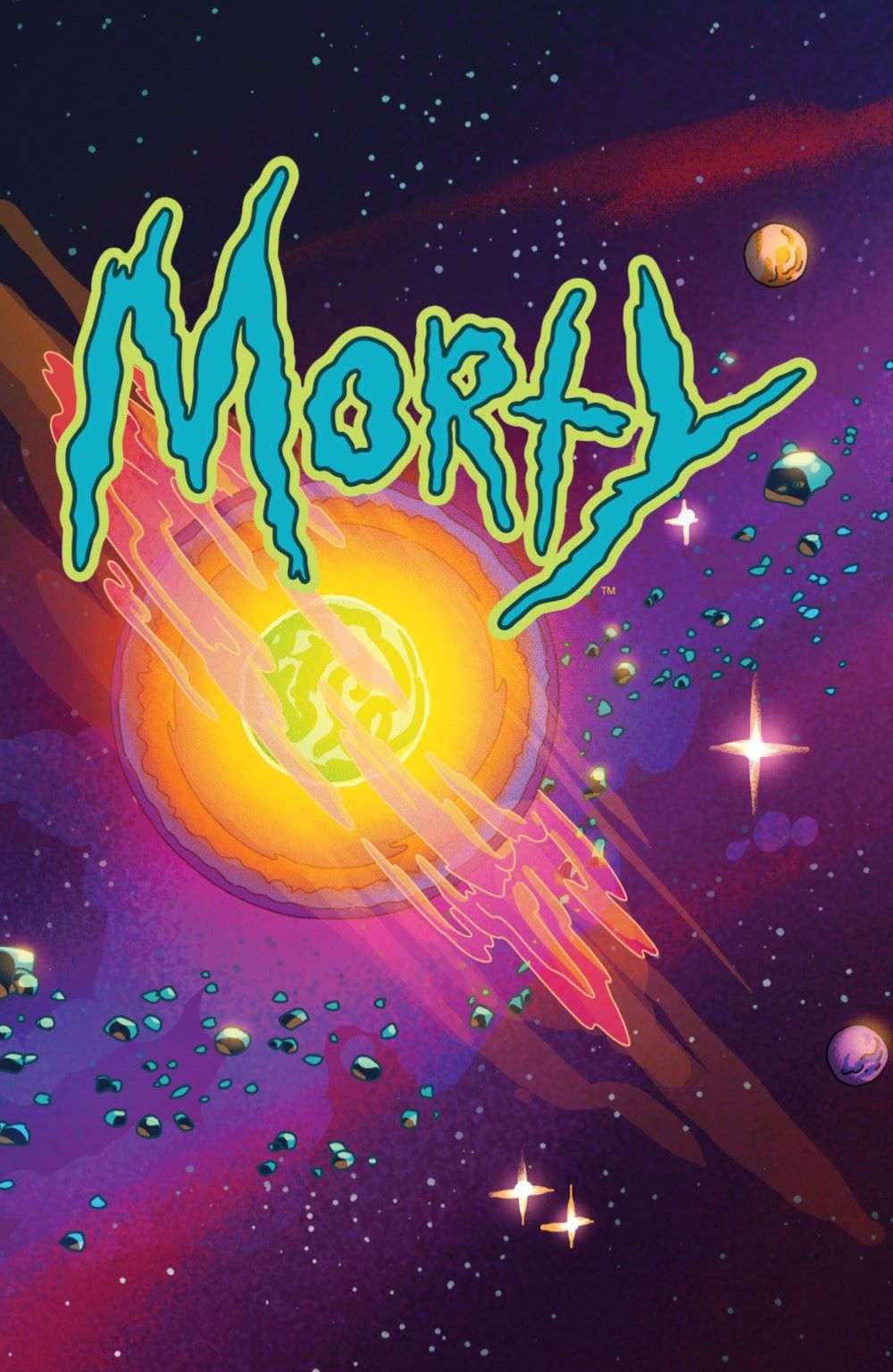 RICKMORTY-V12-TPB-REFERENCE-004 ComicList Previews: RICK AND MORTY VOLUME 12 TP