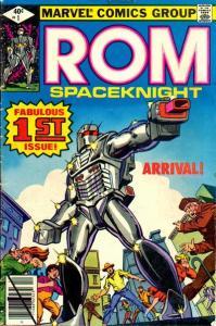 Rom-1-1979-199x300 Trending Comics: ROM, TMNT, and Al Bundy