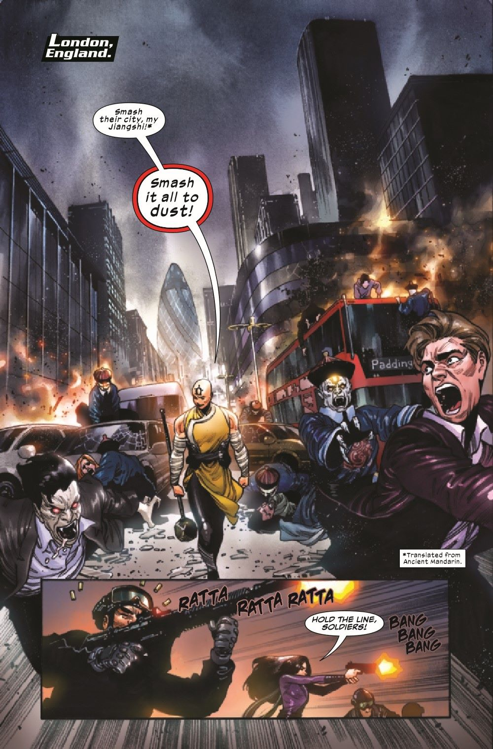 SHANGCHI2020005_Preview-3 ComicList Previews: SHANG-CHI #5 (OF 5)