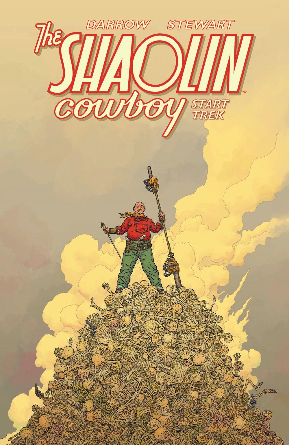 SHCOWST_CVR_4x6 Dark Horse Comics April 2021 Solicitations
