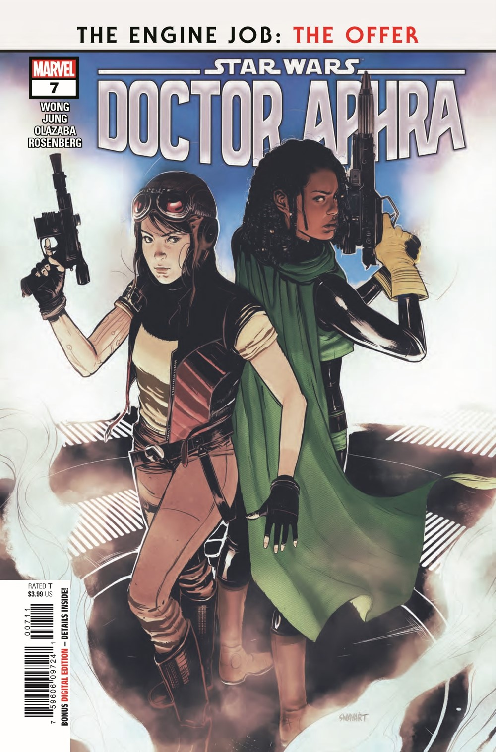 STWAPHRA2020007_Preview-1 ComicList Previews: STAR WARS DOCTOR APHRA #7